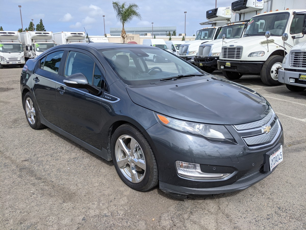 Used 2013 Chevrolet Volt Hybrid Hatchback in Fountain Valley, CA