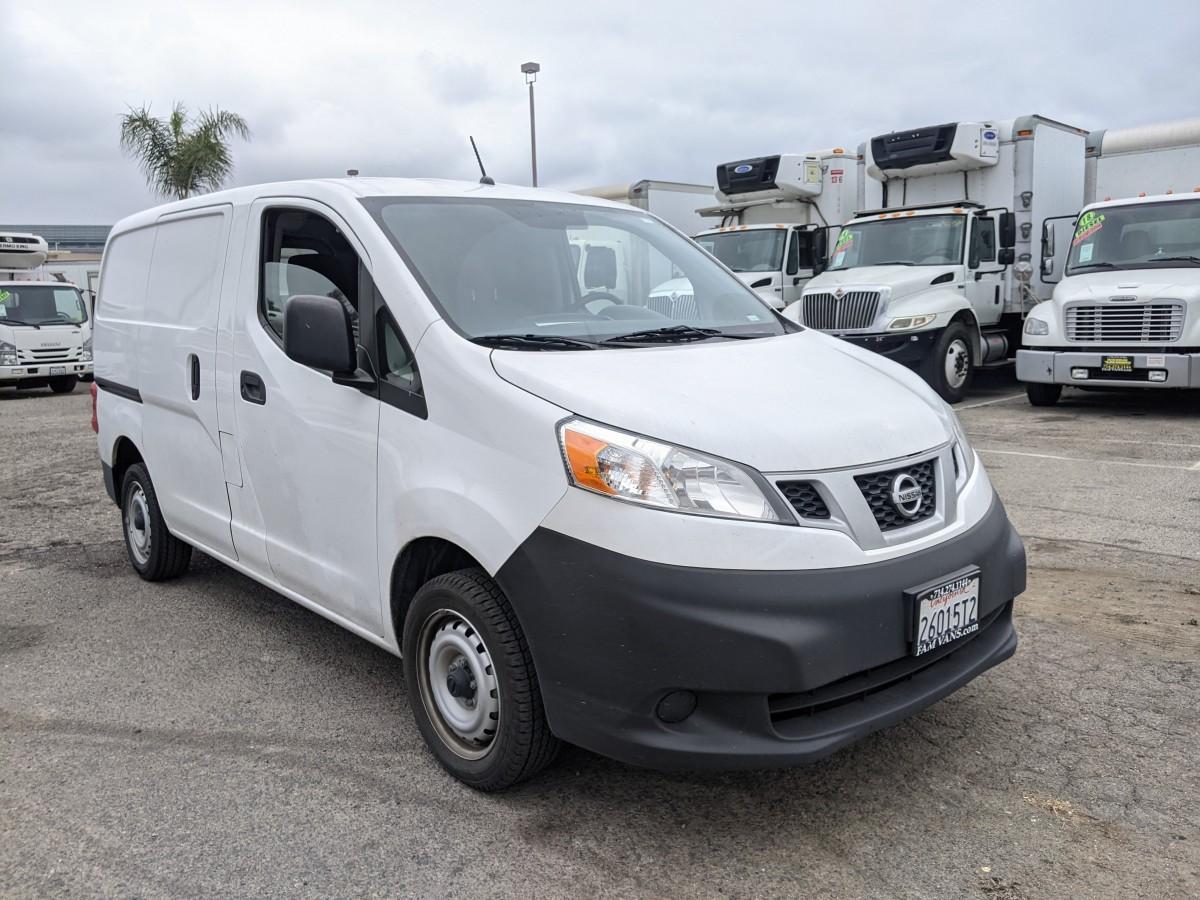 Used 2019 Nissan NV200 Cargo Mini Van in Fountain Valley, CA