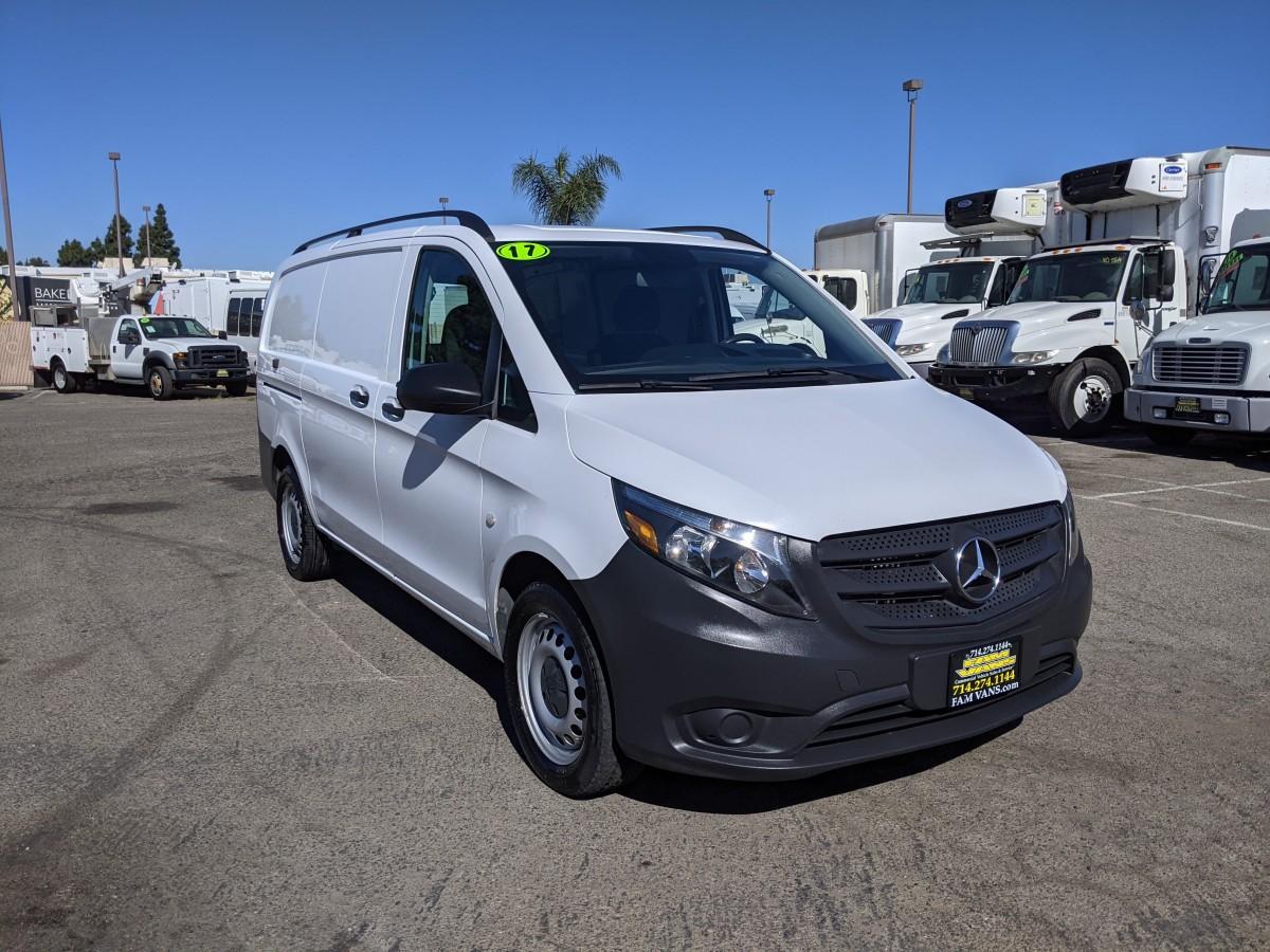 Used 2018 Mercedes-Benz Metris Cargo Mini Van in Fountain Valley, CA