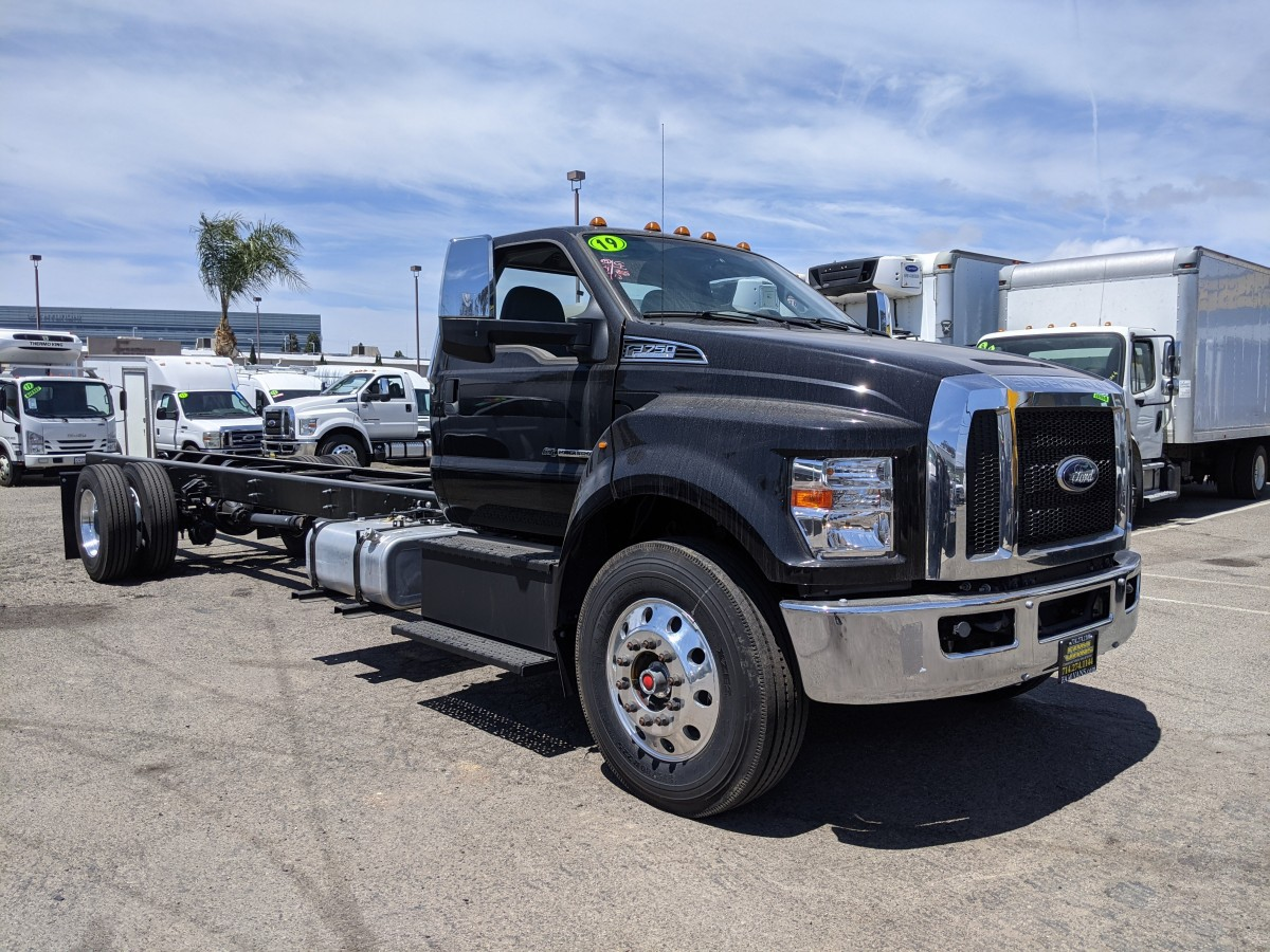 Used 2019 Ford F-750 Cab Chassis DIESEL in Fountain Valley, CA