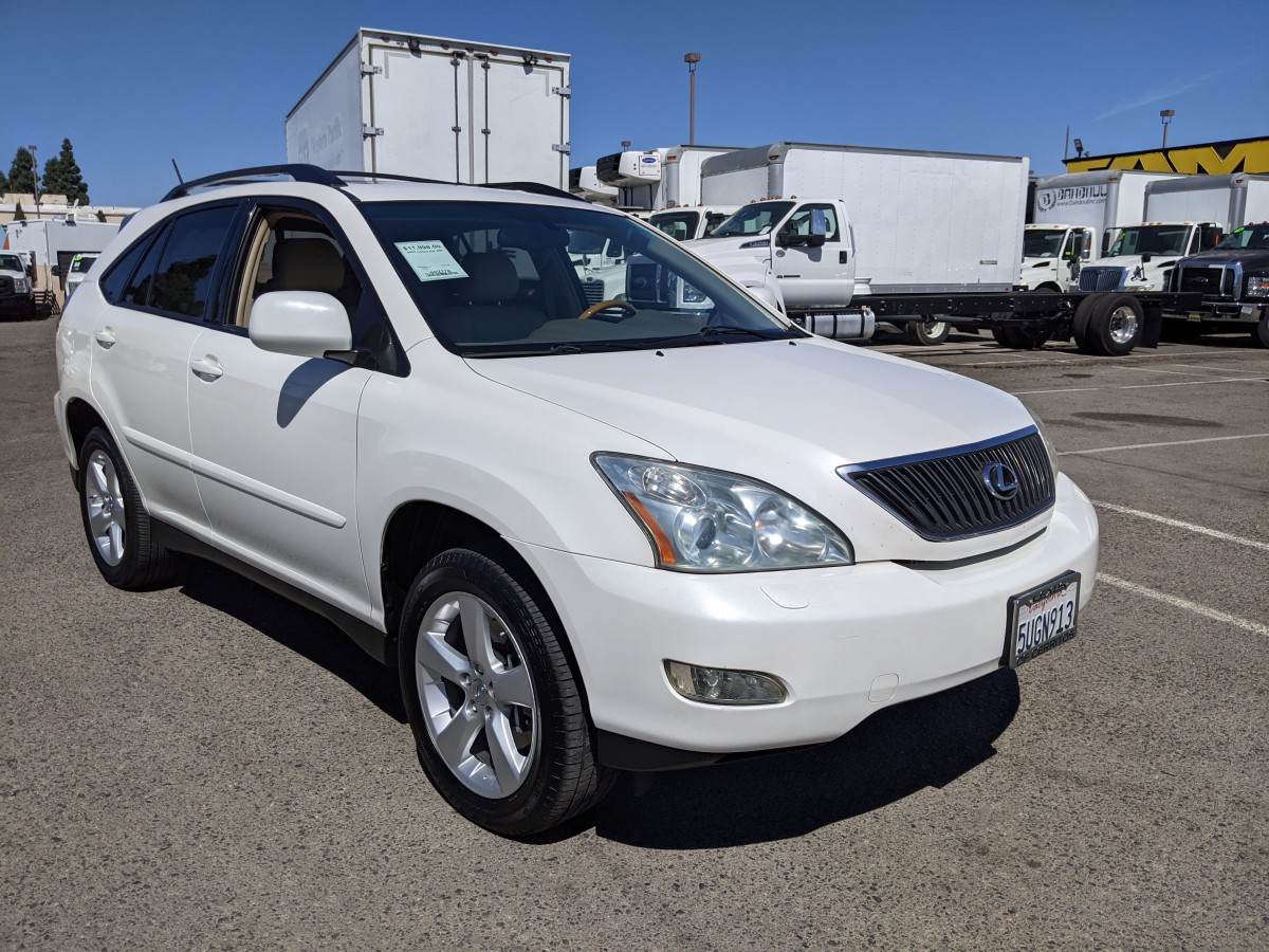 Used 2007 Lexus RX 350 SUV in Fountain Valley, CA
