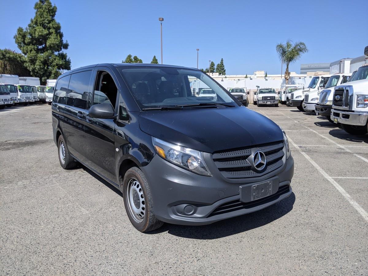 Used 2019 Mercedes-Benz Metris Passenger Mini Van in Fountain Valley, CA