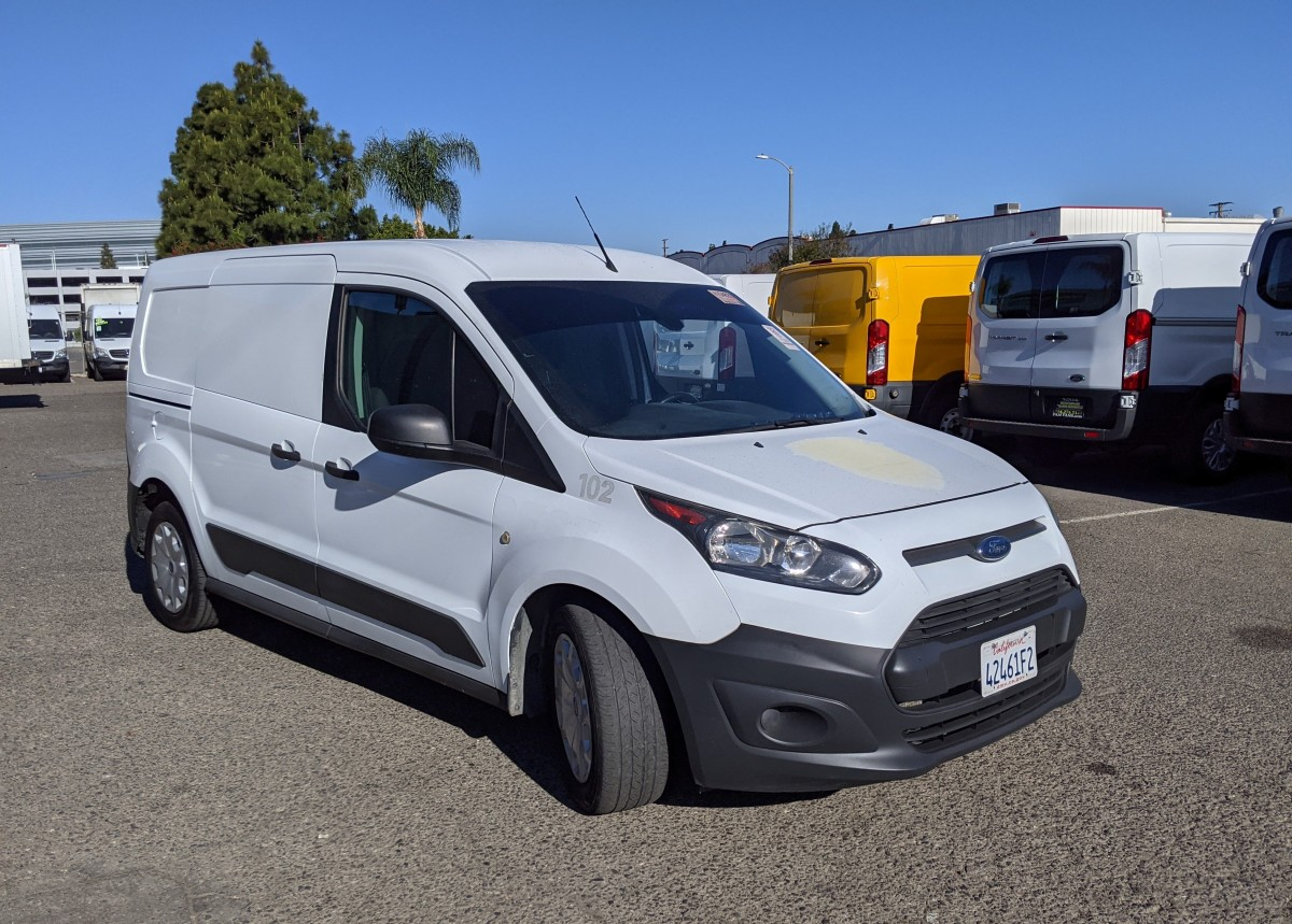 Used 2017 Ford Transit Connect Long Cargo Mini Van in Fountain Valley, CA