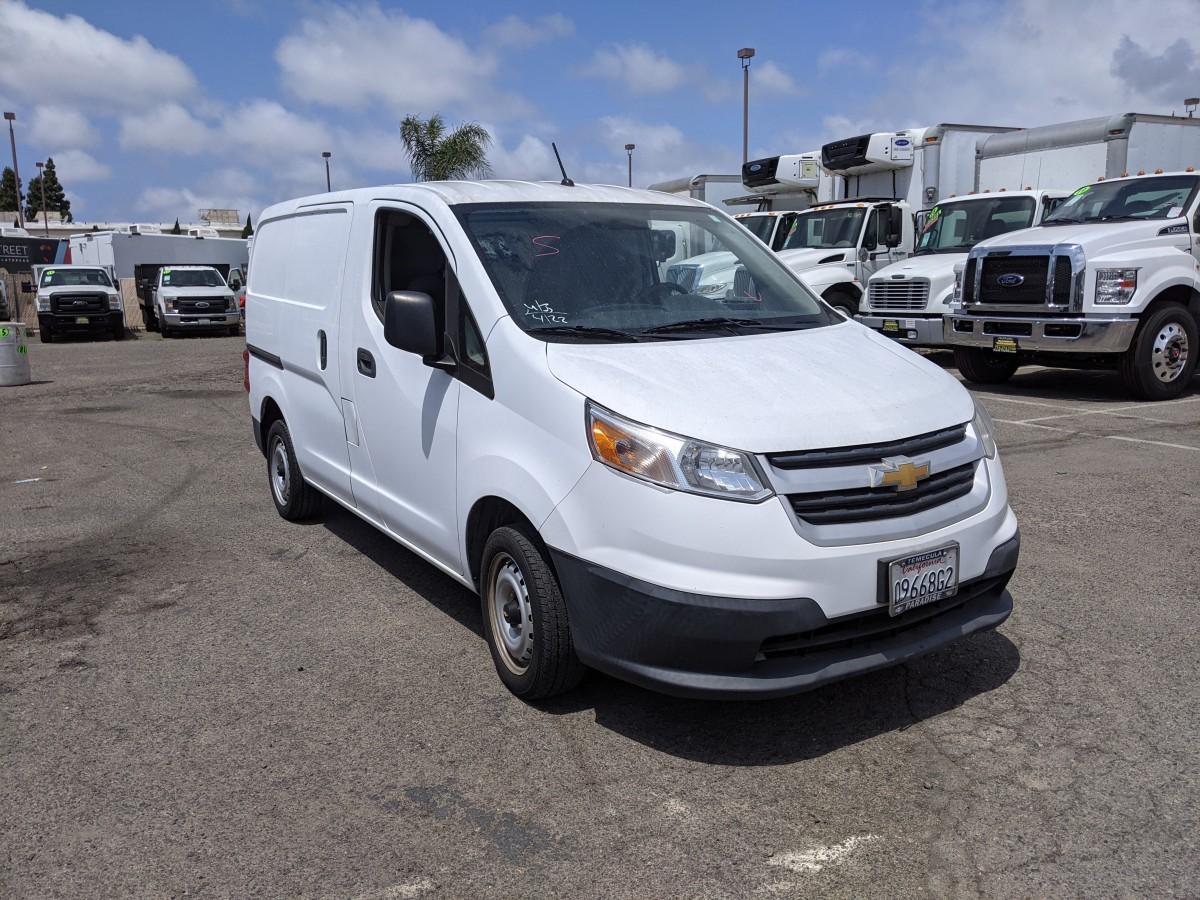 Used 2017 Chevrolet City Express Cargo Mini Van in Fountain Valley, CA
