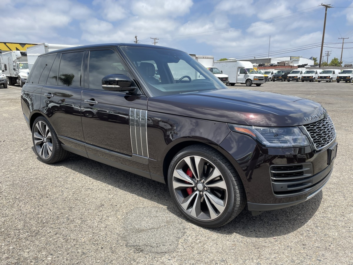 Used 2020 Land Rover Range Rover SV Autobiography Dynamic AWD SUV in Fountain Valley, CA