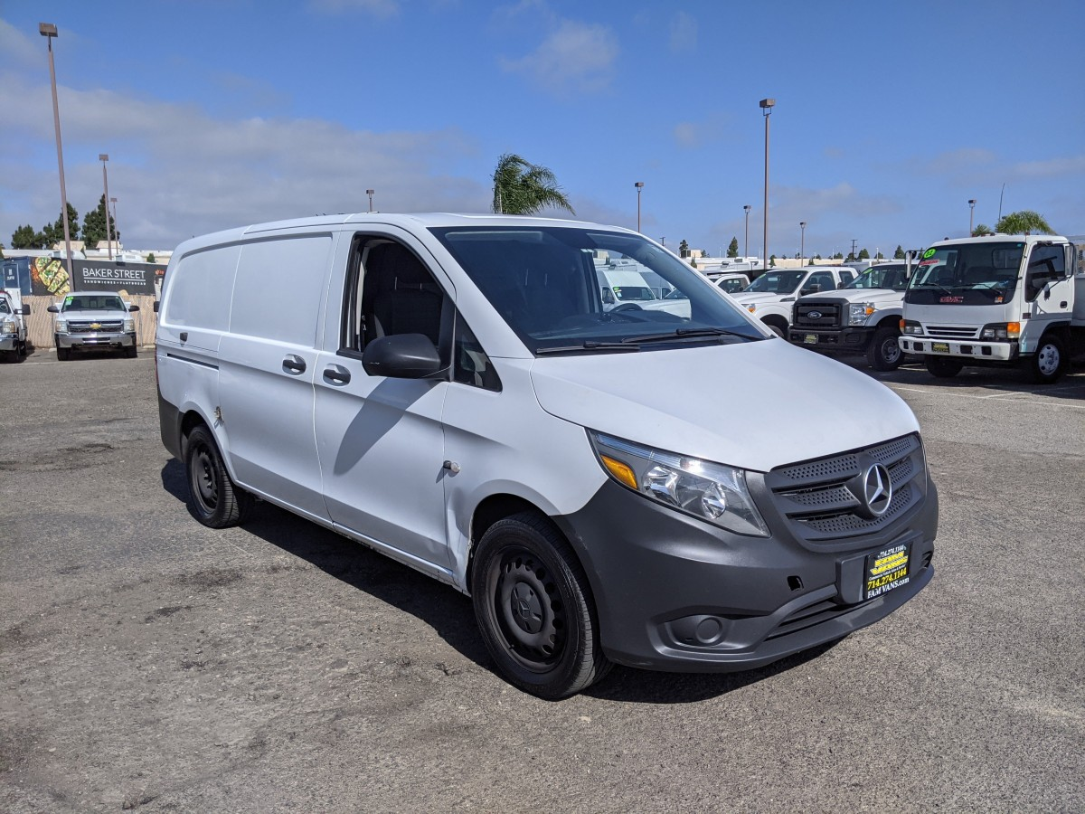 Used 2016 Mercedes-Benz Metris Cargo Mini Van in Fountain Valley, CA