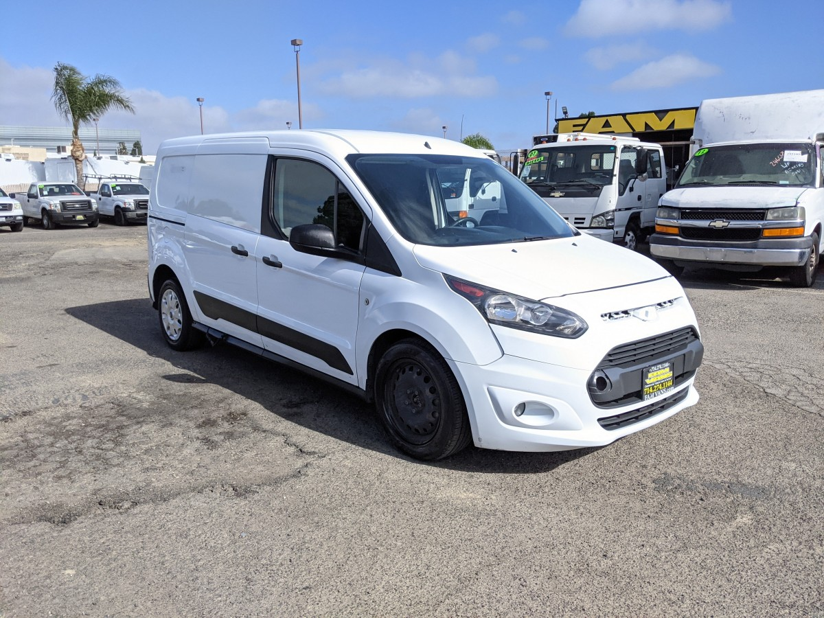 Used 2015 Ford Transit Connect Long Cargo Mini Van in Fountain Valley, CA