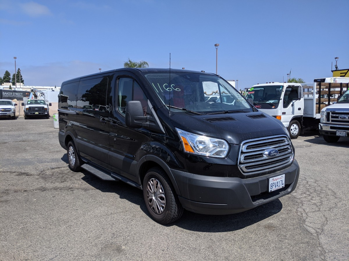 Used 2019 Ford Transit-150 Low Roof Passenger Van in Fountain Valley, CA