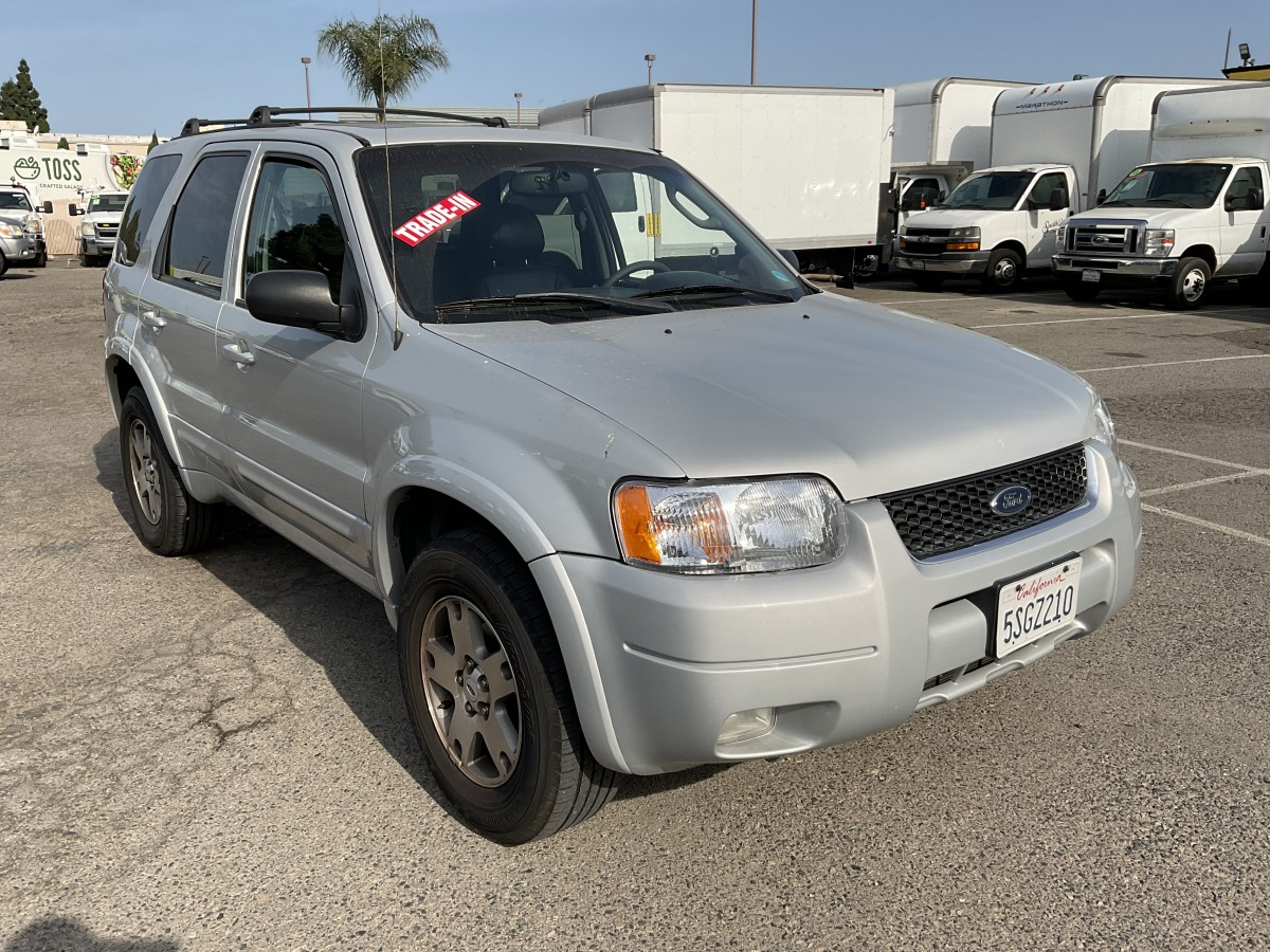 Used 2003 Ford Escape Limited SUV in Fountain Valley, CA