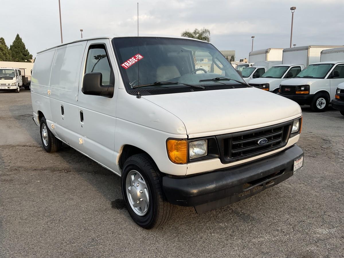 Used 2006 Ford Econoline Cargo Van E-150 in Fountain Valley, CA