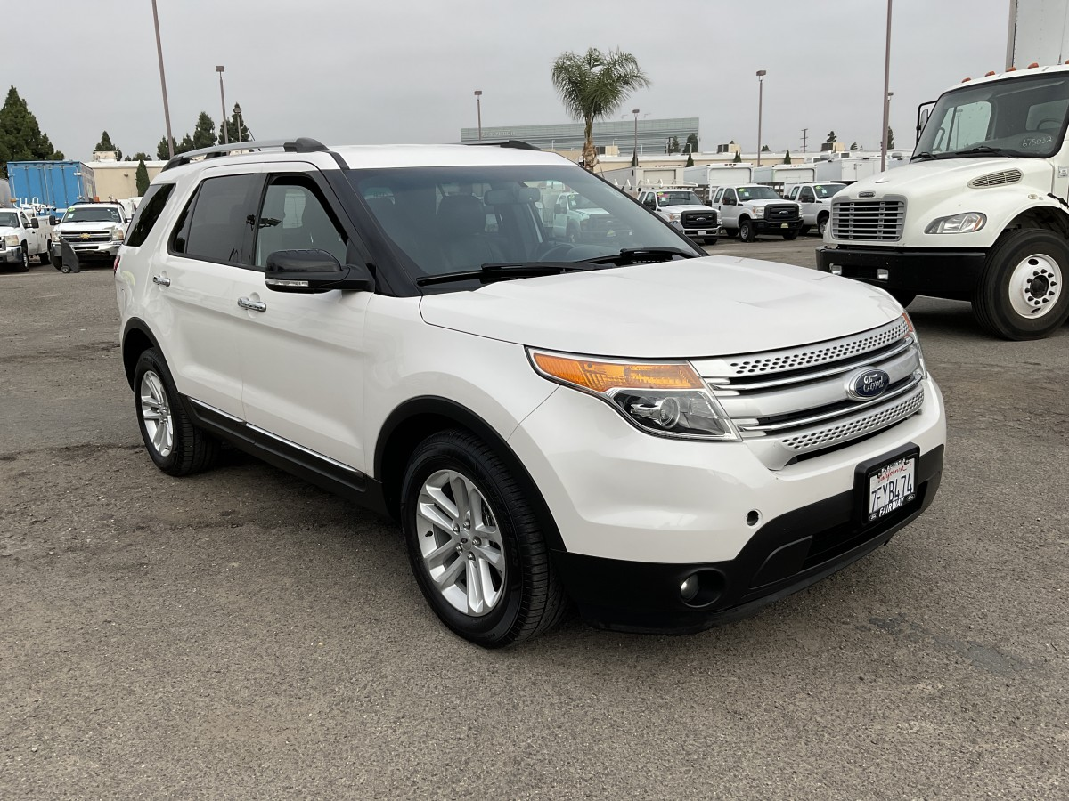 Used 2014 Ford Explorer XLT in Fountain Valley, CA