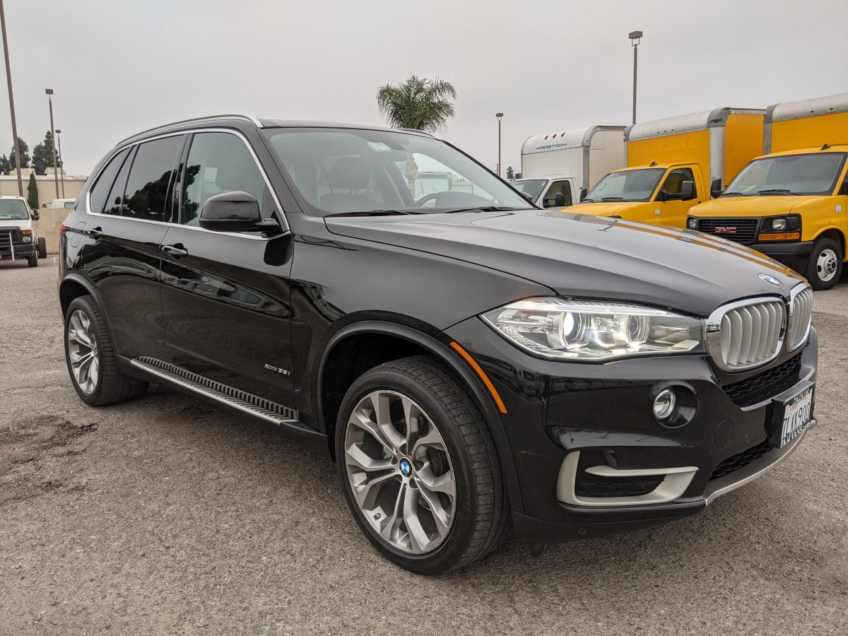 Used 2015 BMW X5 7 Seater XDrive35i AWD in Fountain Valley, CA