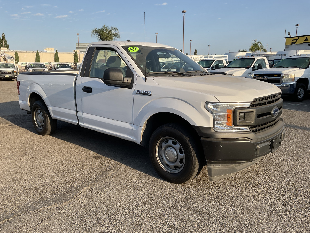 Used 2019 Ford F-150 Pickup Truck XL FLEX FUEL in Fountain Valley, CA