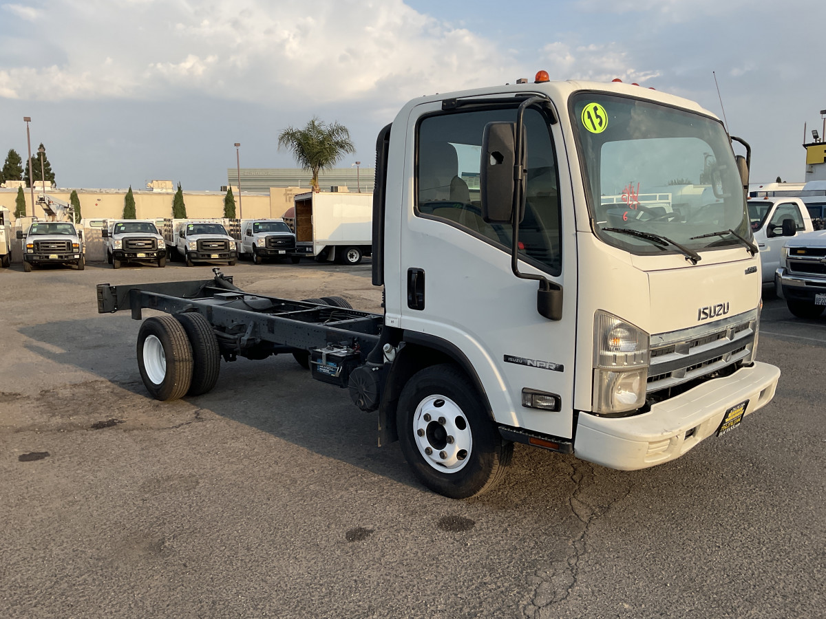 Used 2015 Isuzu NPR Cab Chassis in Fountain Valley, CA