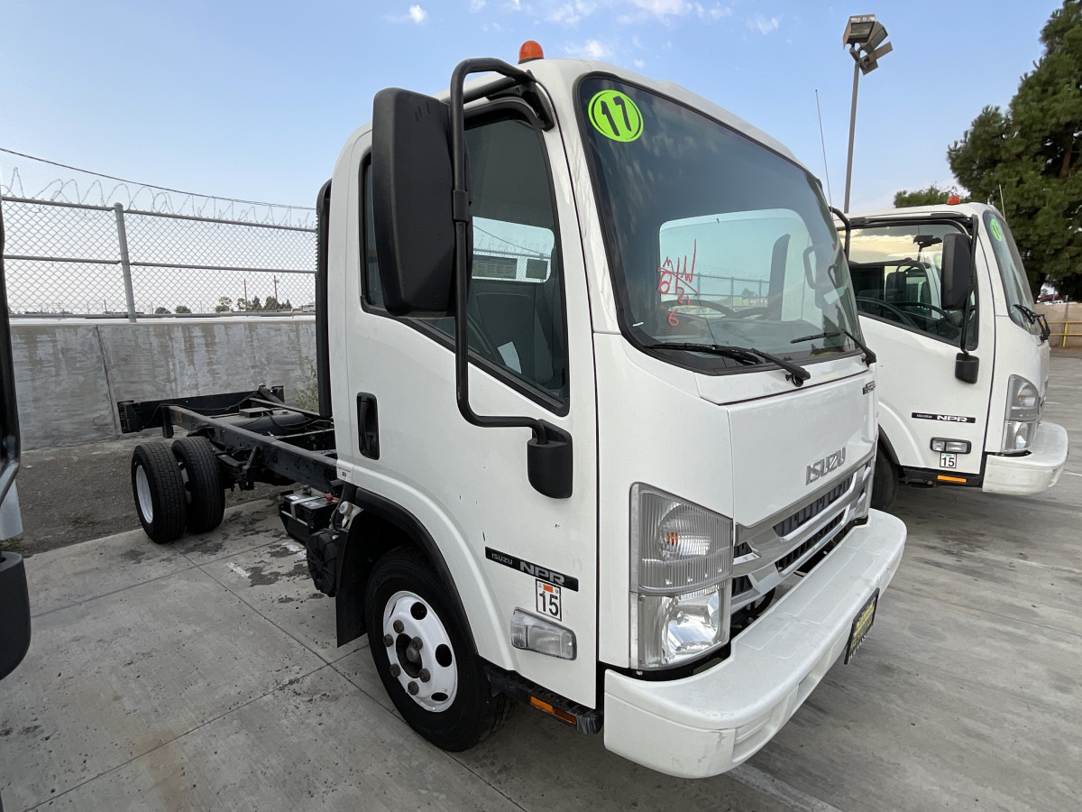 Used 2017 Isuzu NPR Cab Chassis in Fountain Valley, CA