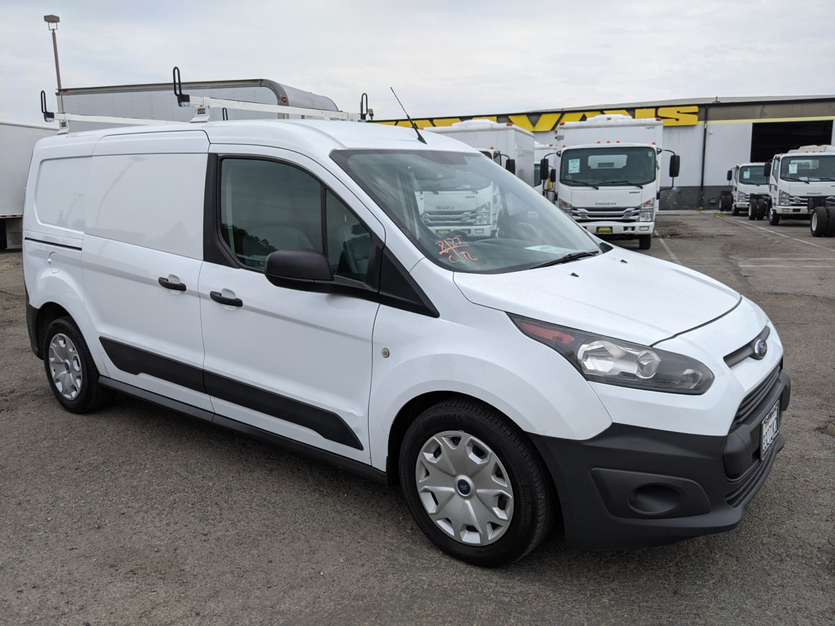Used 2017 Ford Transit Connect Long Cargo Mini Van XL in Fountain Valley, CA