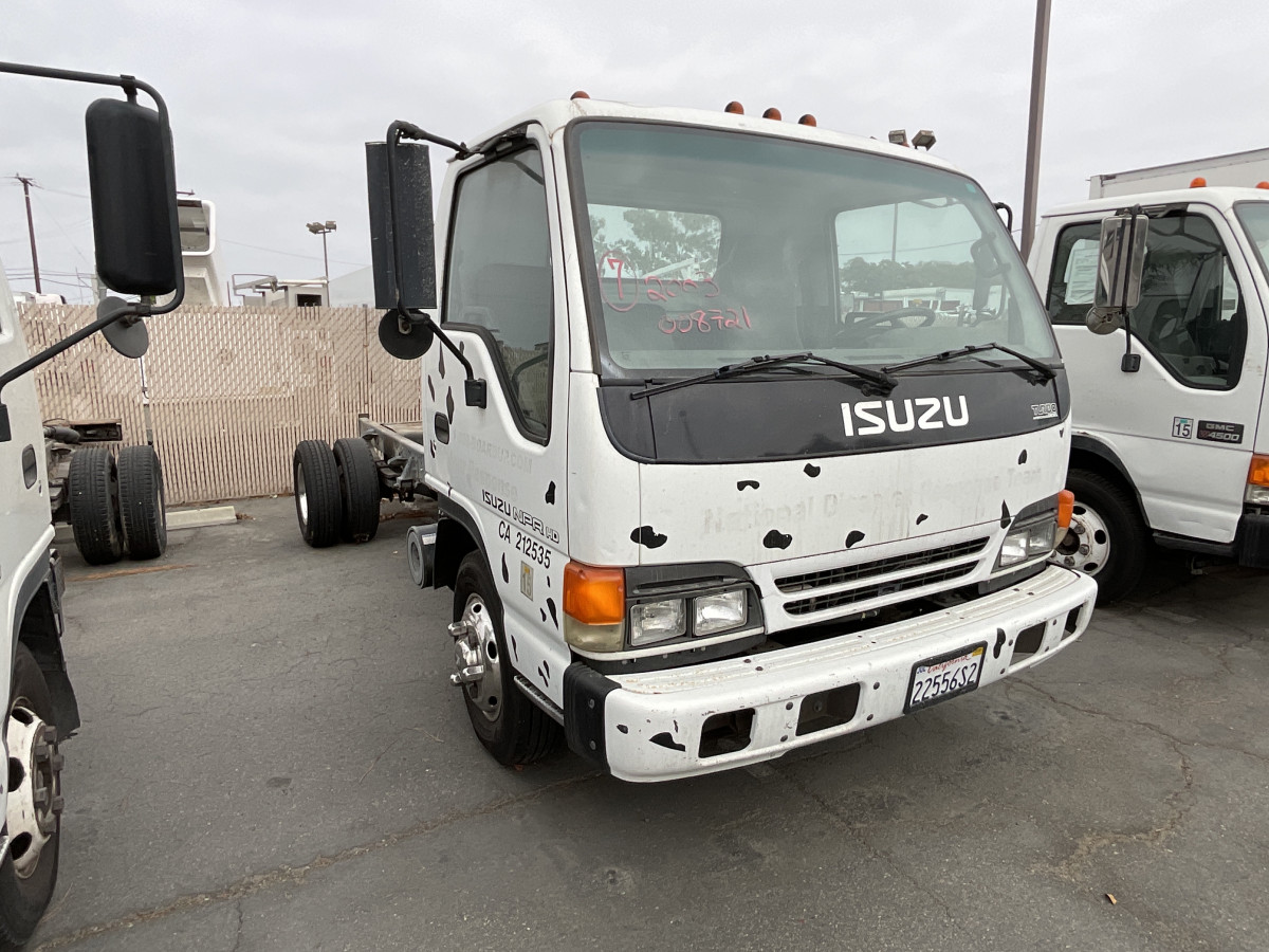 Used 2003 Isuzu NPR Cab Chassis DIESEL in Fountain Valley, CA