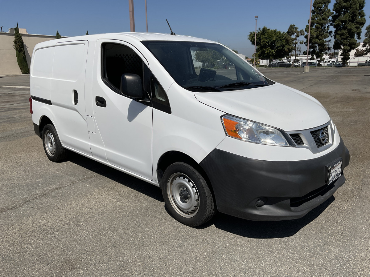 Used 2017 Nissan NV200 S Utility Cargo Mini Van in Fountain Valley, CA