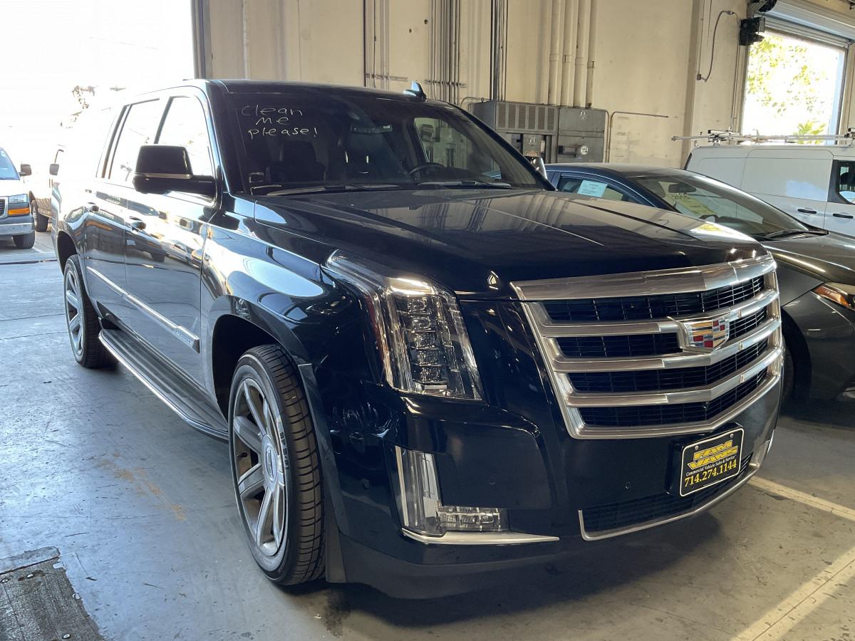 Used 2018 Cadillac Escalade ESV Luxury in Fountain Valley, CA