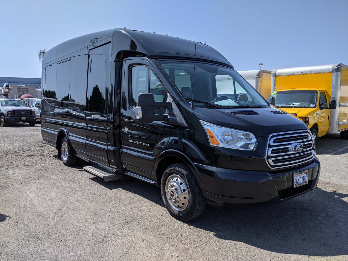 Used 2016 Ford Transit-350 HD  Passenger Bus in Fountain Valley, CA