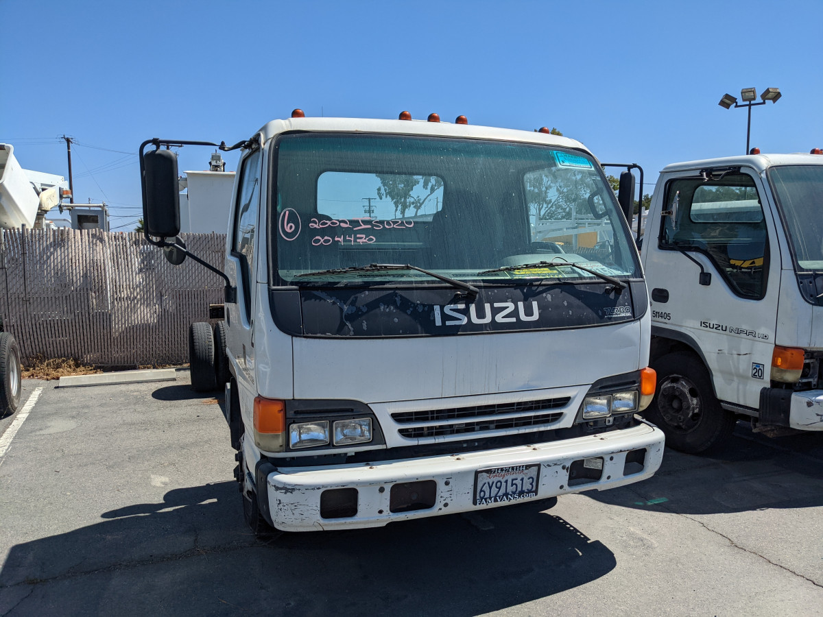 Used 2003 Isuzu NPR Cab Chassis DIESEL NONCA in Fountain Valley, CA