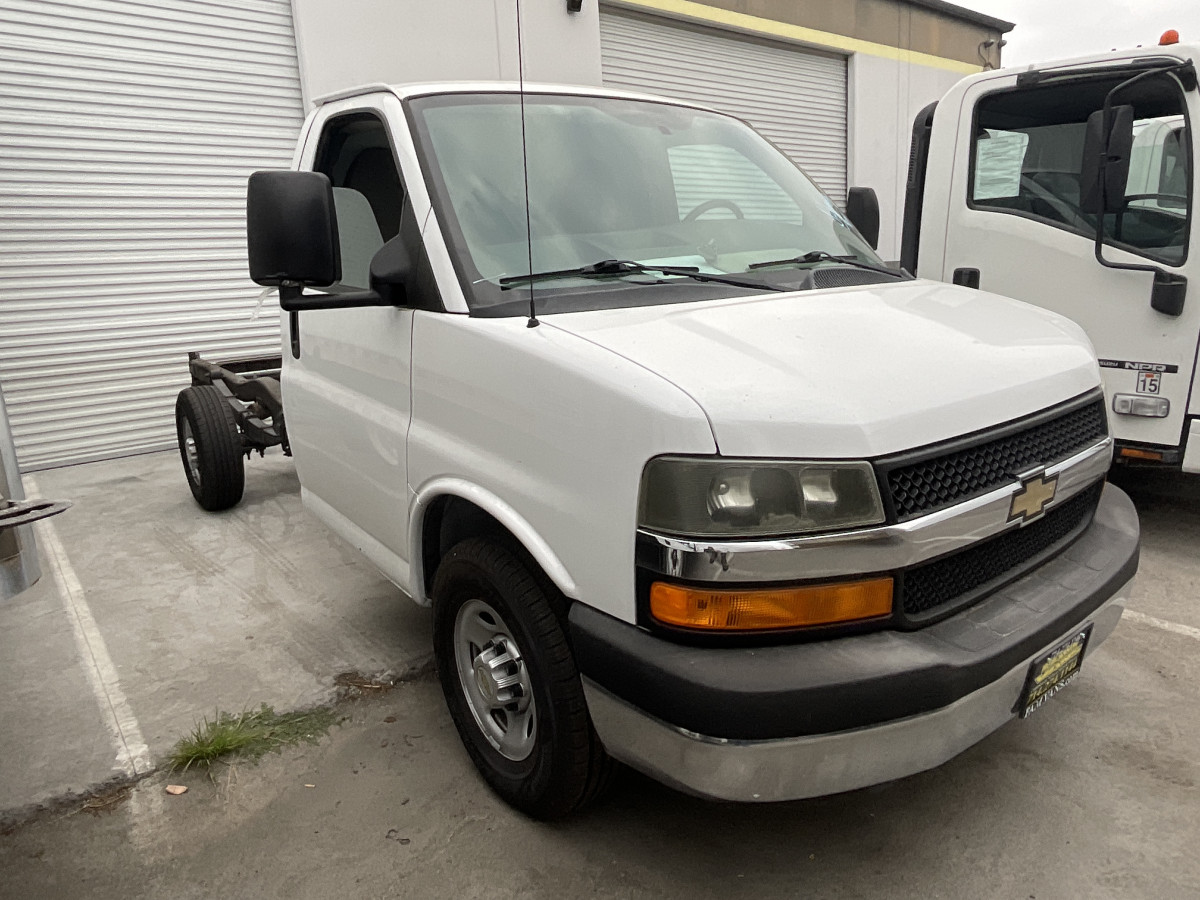 Used 2013 Chevrolet Express 3500 Cab Chassi in Fountain Valley, CA