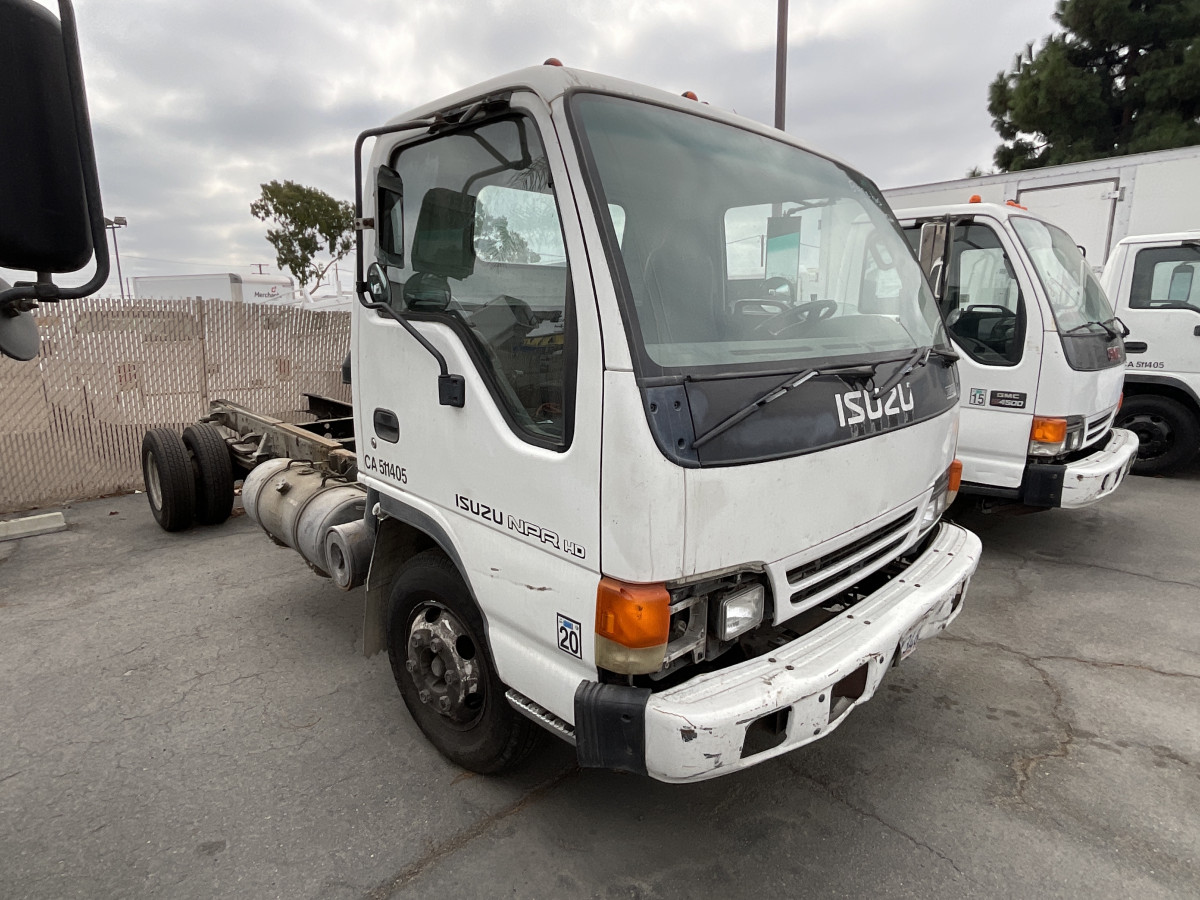 Used 1999 Isuzu NPR HD Cab Chassis DIESEL NONCA in Fountain Valley, CA