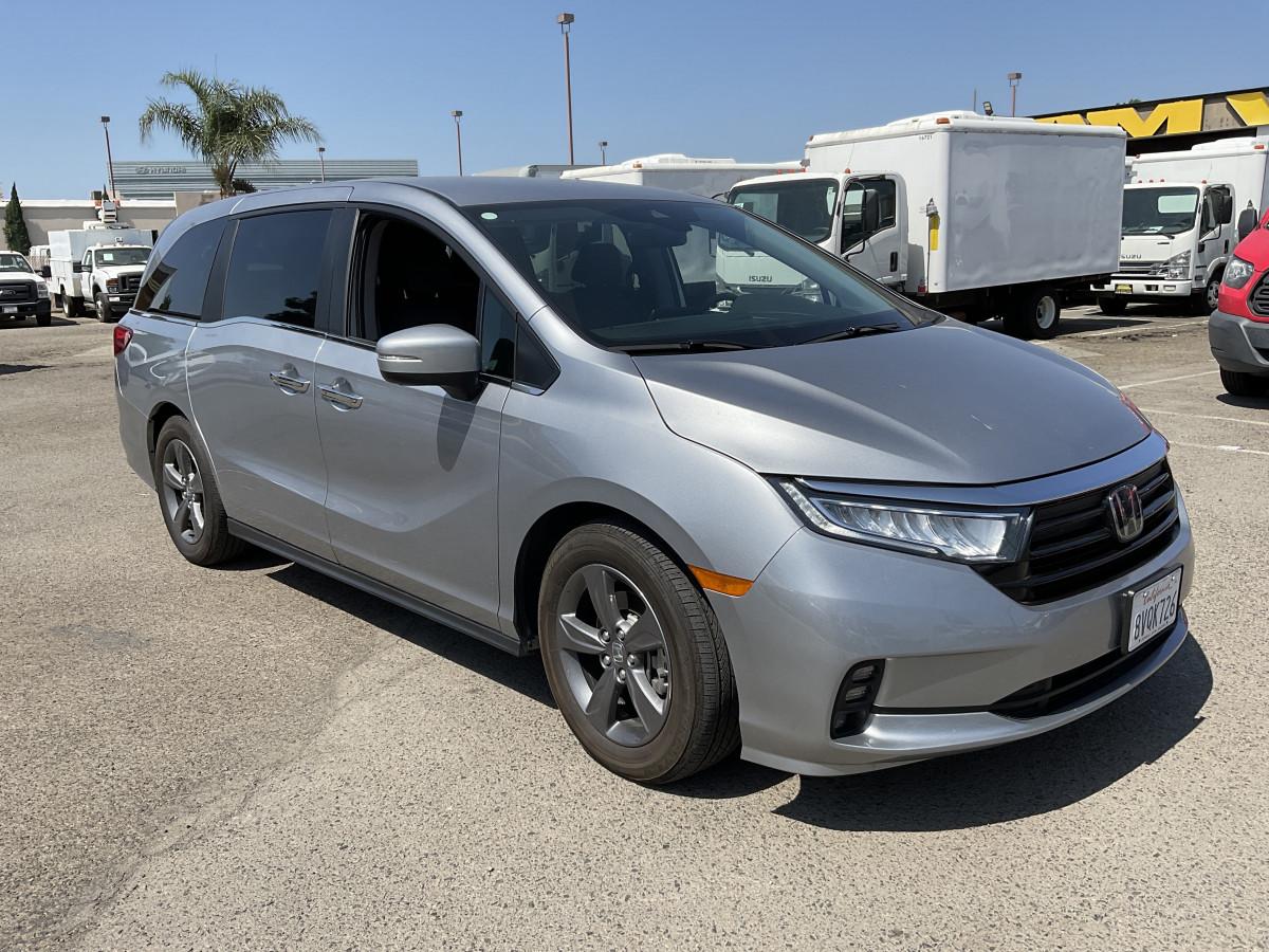 Used 2021 Honda Odyssey Passenger Mini Van in Fountain Valley, CA