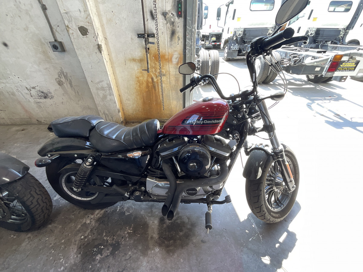 Used 2019 Harley-Davidson XL1200XS Motorcycle in Fountain Valley, CA