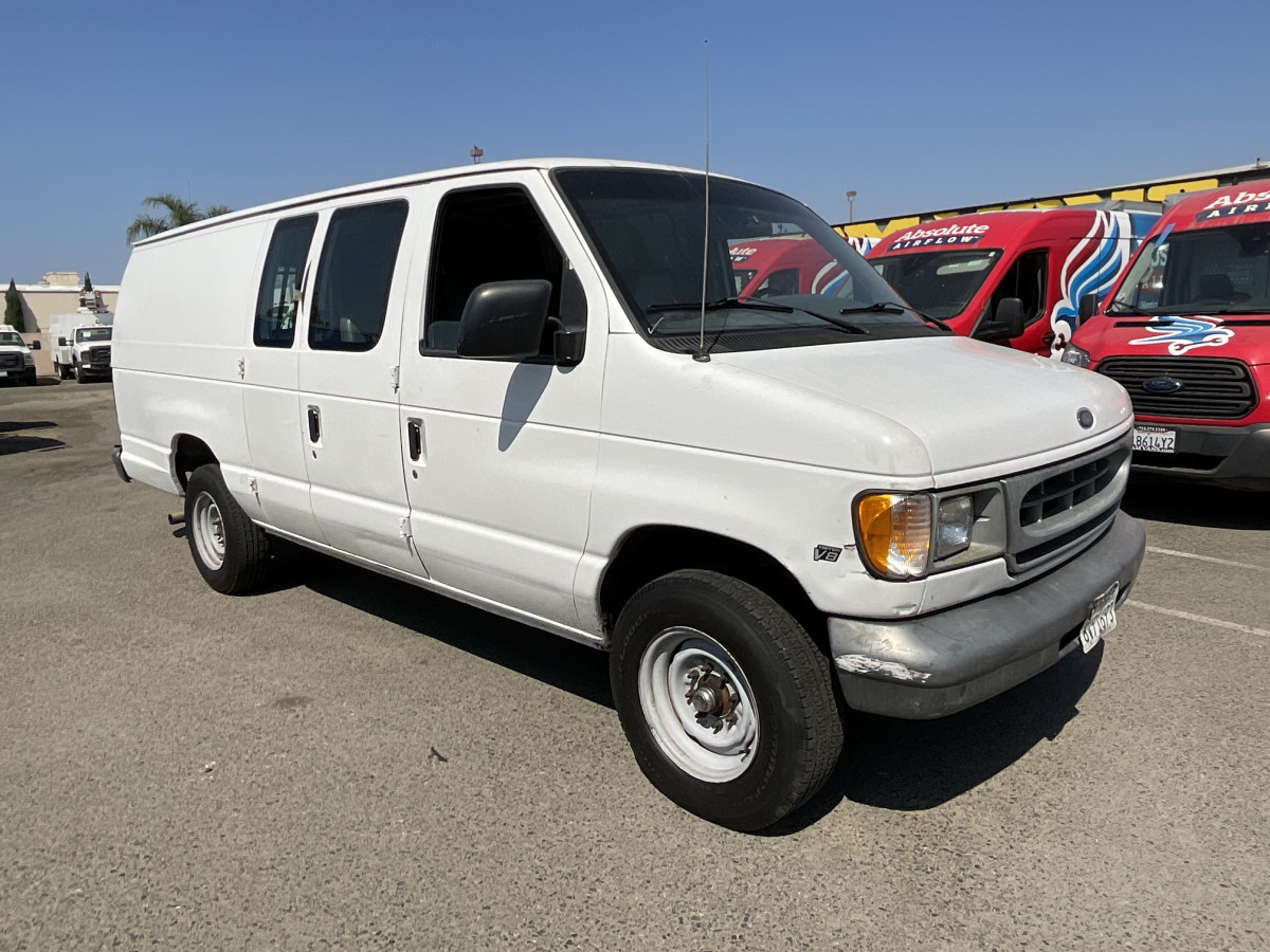 Used 1999 Ford E-250 Crew Van in Fountain Valley, CA