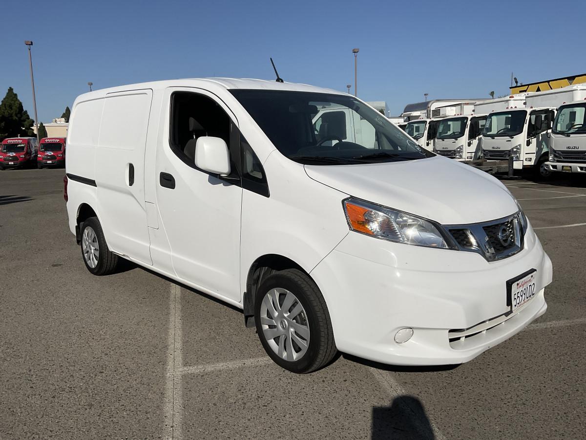 Used 2017 Nissan NV200 S Cargo Mini Van in Fountain Valley, CA