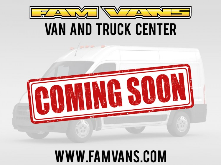 Used 2017 RAM ProMaster 1500 Low Roof Cargo Van in Fountain Valley, CA