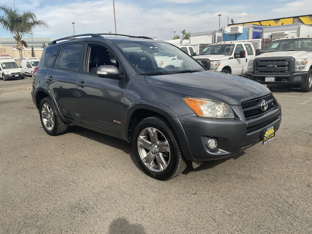 Used 2011 Toyota RAV4 Sport SUV 4WD 4x4 AWD in Fountain Valley, CA