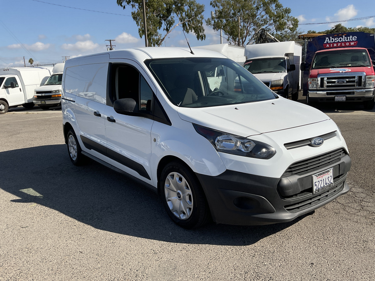 Used 2018 Ford Transit Connect Cargo Mini Van in Fountain Valley, CA
