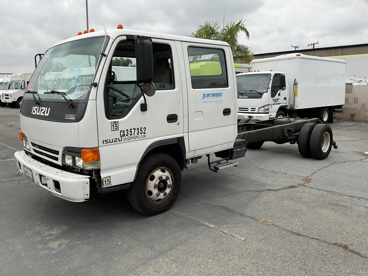 Used 2005 Isuzu NPR Cab Chassis DIESEL  NONCA in Fountain Valley, CA