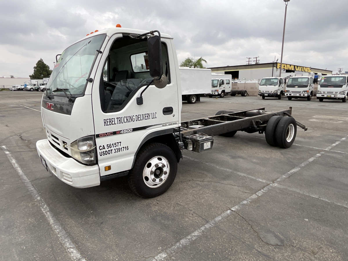 Used 2007 Isuzu NPR HD Cab Chassis DIESEL NONCA in Fountain Valley, CA
