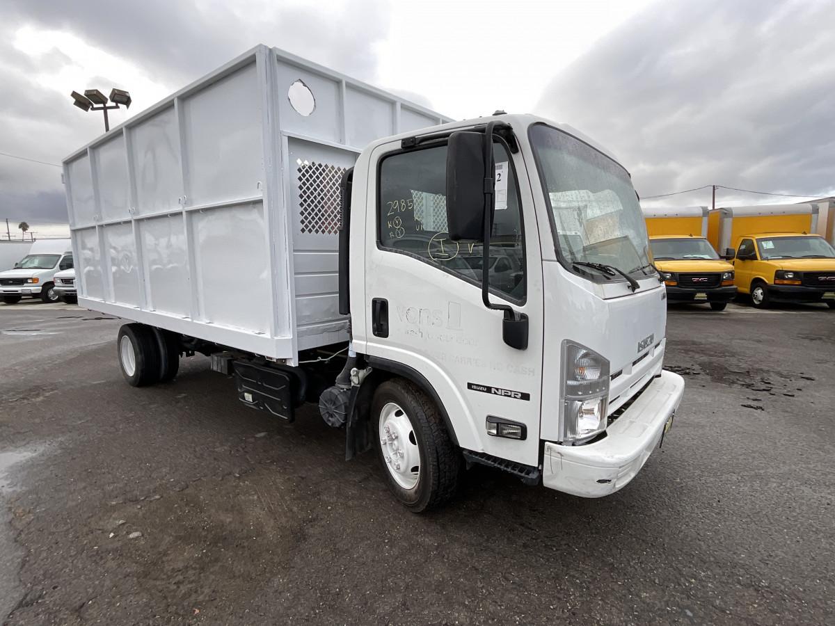 Used 2013 Isuzu NQR Dump Truck DIESEL in Fountain Valley, CA