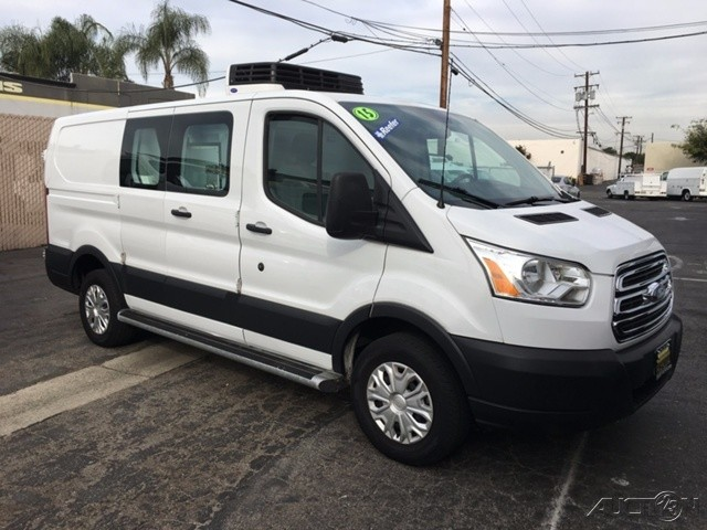Used 2015 Ford Transit-250 Low Roof Refrigeration Reefer Van in Fountain Valley, CA