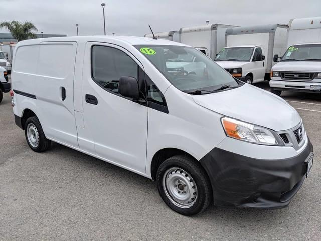 2015 Nissan NV200 Cargo Mini Van in Fountain Valley, CA