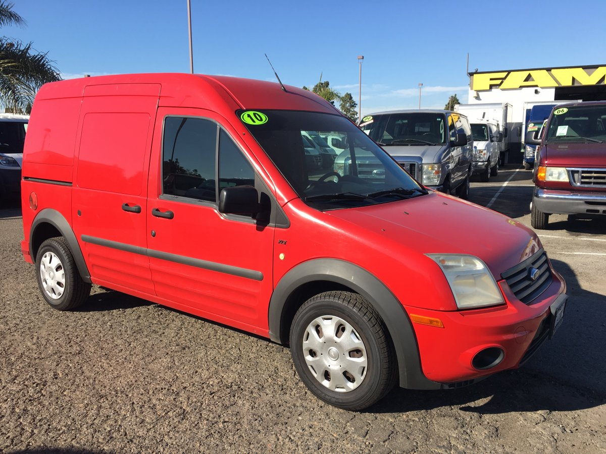 2010 Ford Transit Connect Cargo Mini Van XLT in Fountain Valley, CA