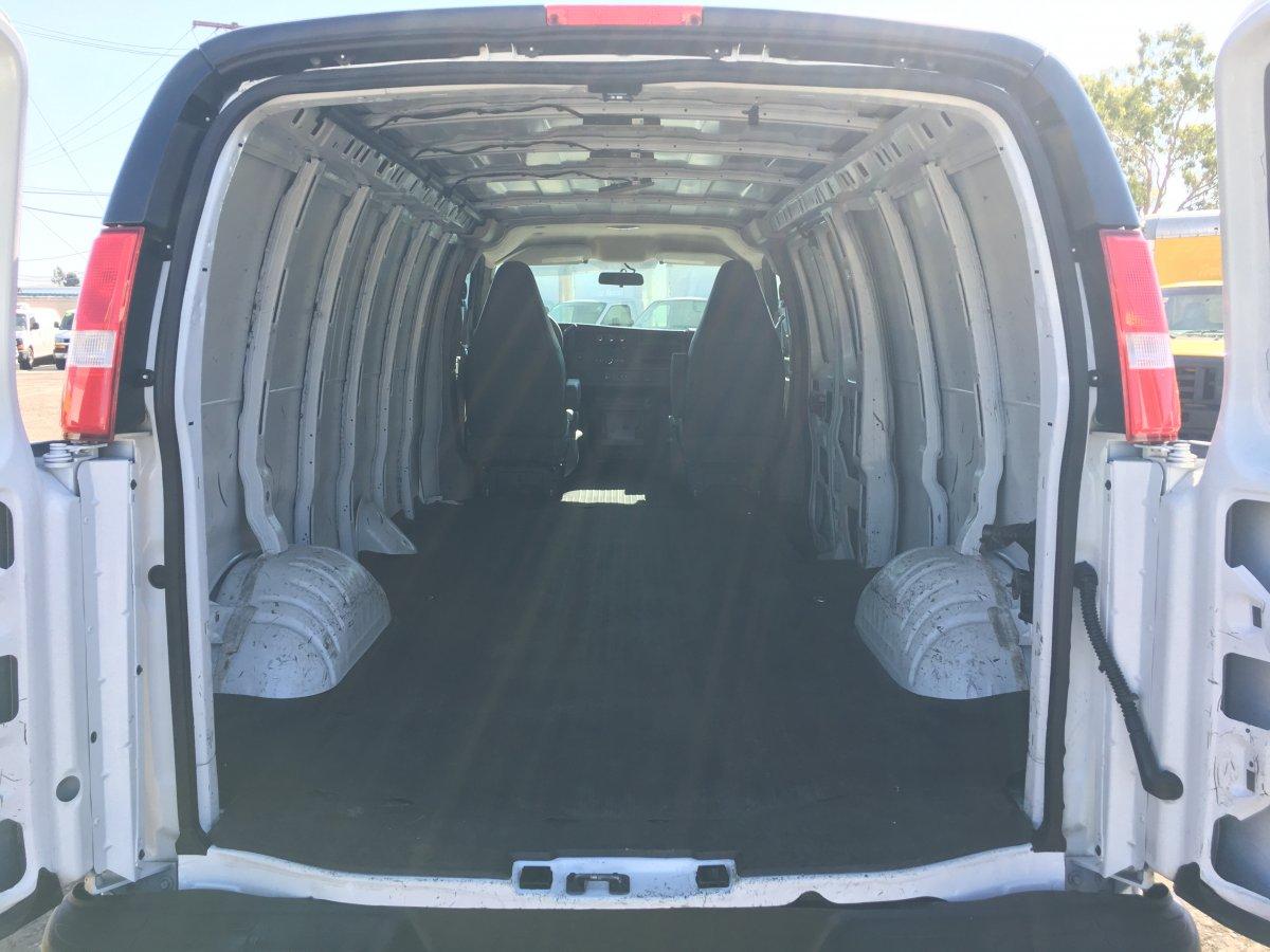 2019 Chevrolet Express 2500 Extended Cargo Van