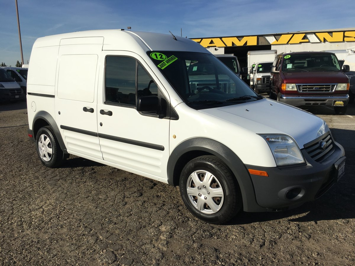 2013 Ford Transit Connect Cargo Mini Van in Fountain Valley, CA