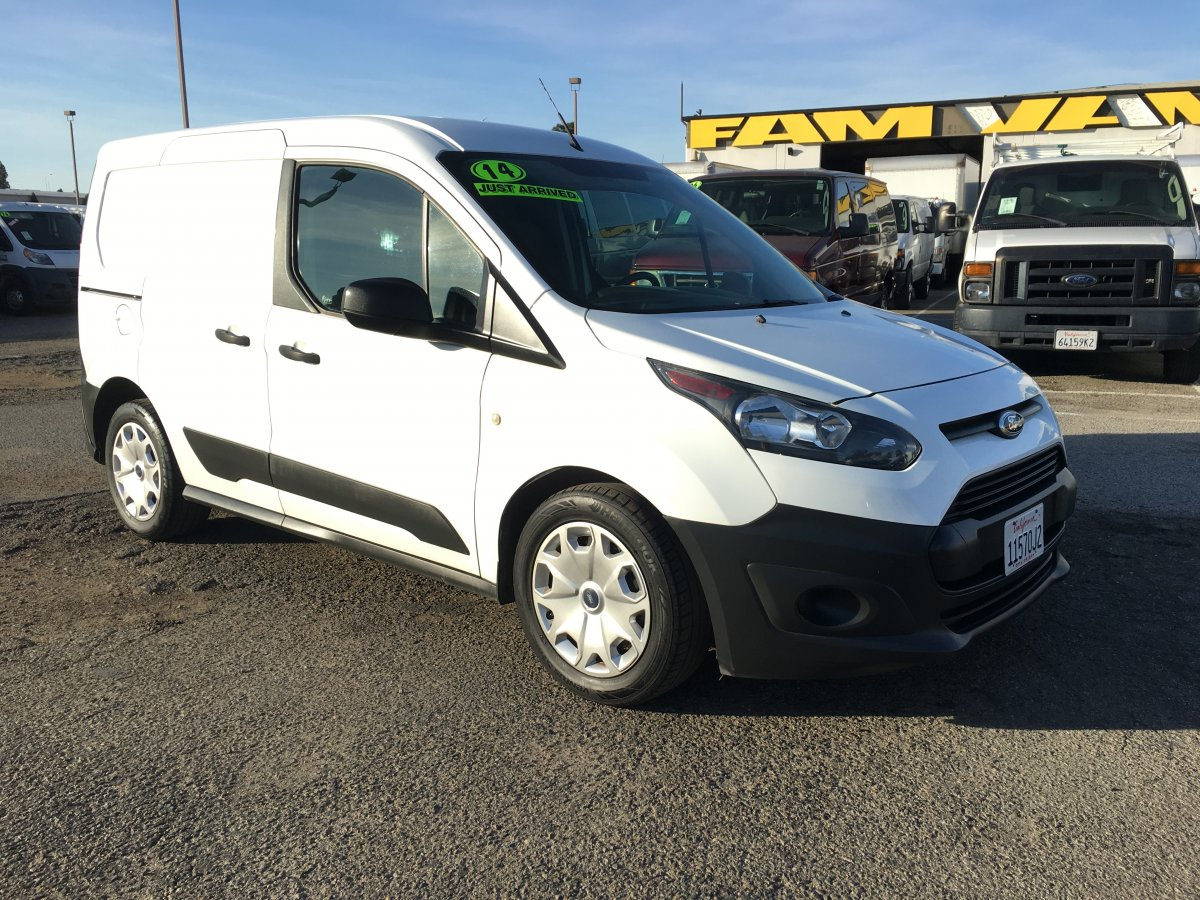 2015 Ford Transit Connect Cargo Mini Van in Fountain Valley, CA