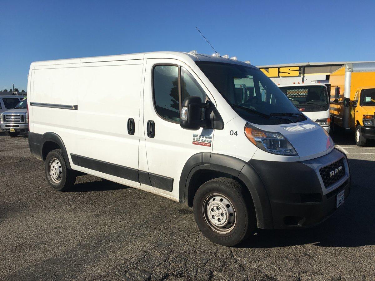 2019 Ram ProMaster 1500 Low Roof Cargo Van in Fountain Valley, CA