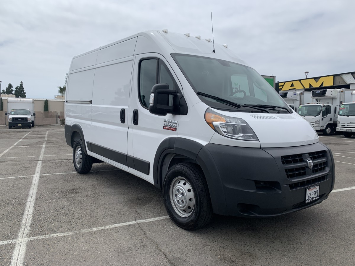 Used 2018 Ram ProMaster 1500 High Roof Cargo Van in Fountain Valley, CA
