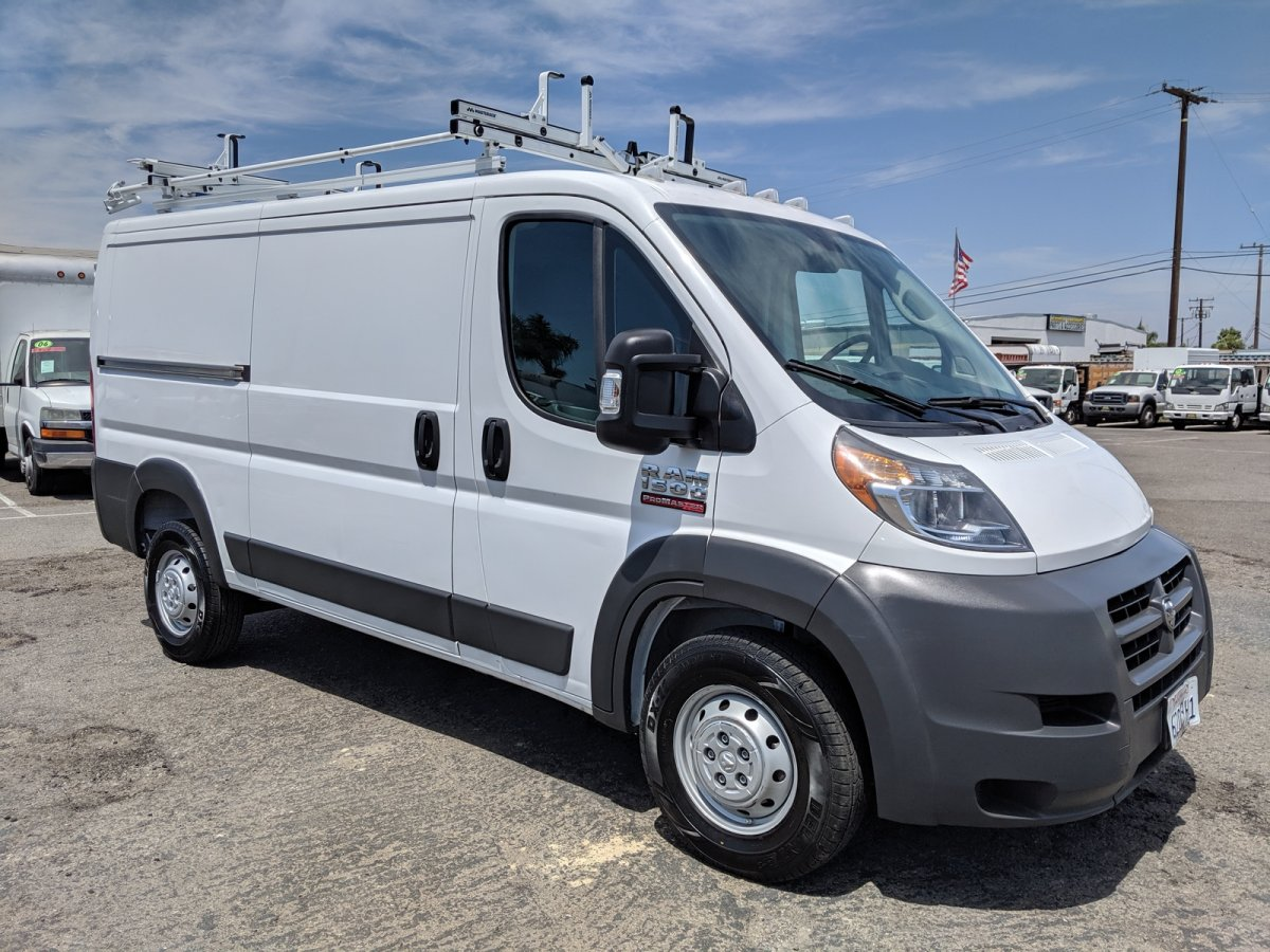 2018 Ram ProMaster 1500 Cargo Van