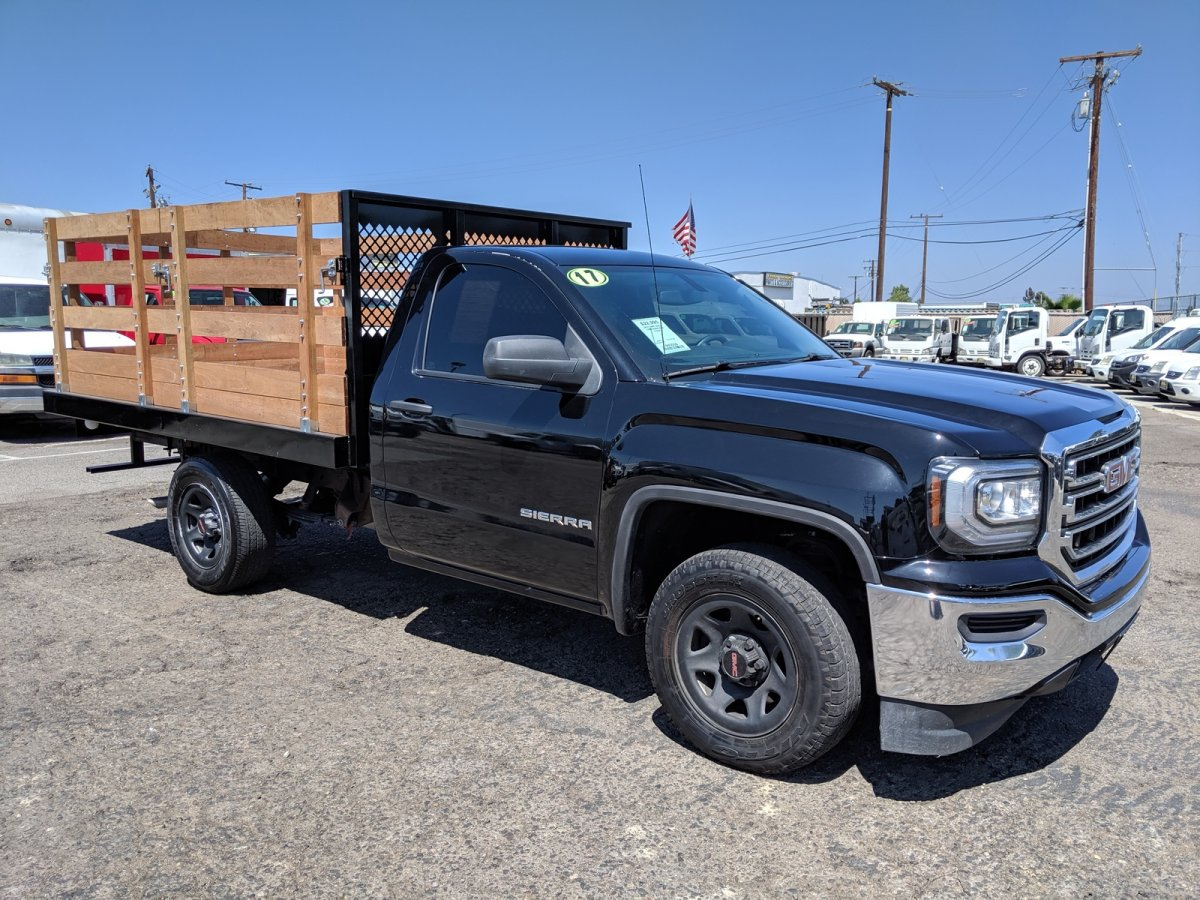 2017 GMC Sierra 1500 8FT Stake Bed Truck in Fountain Valley, CA