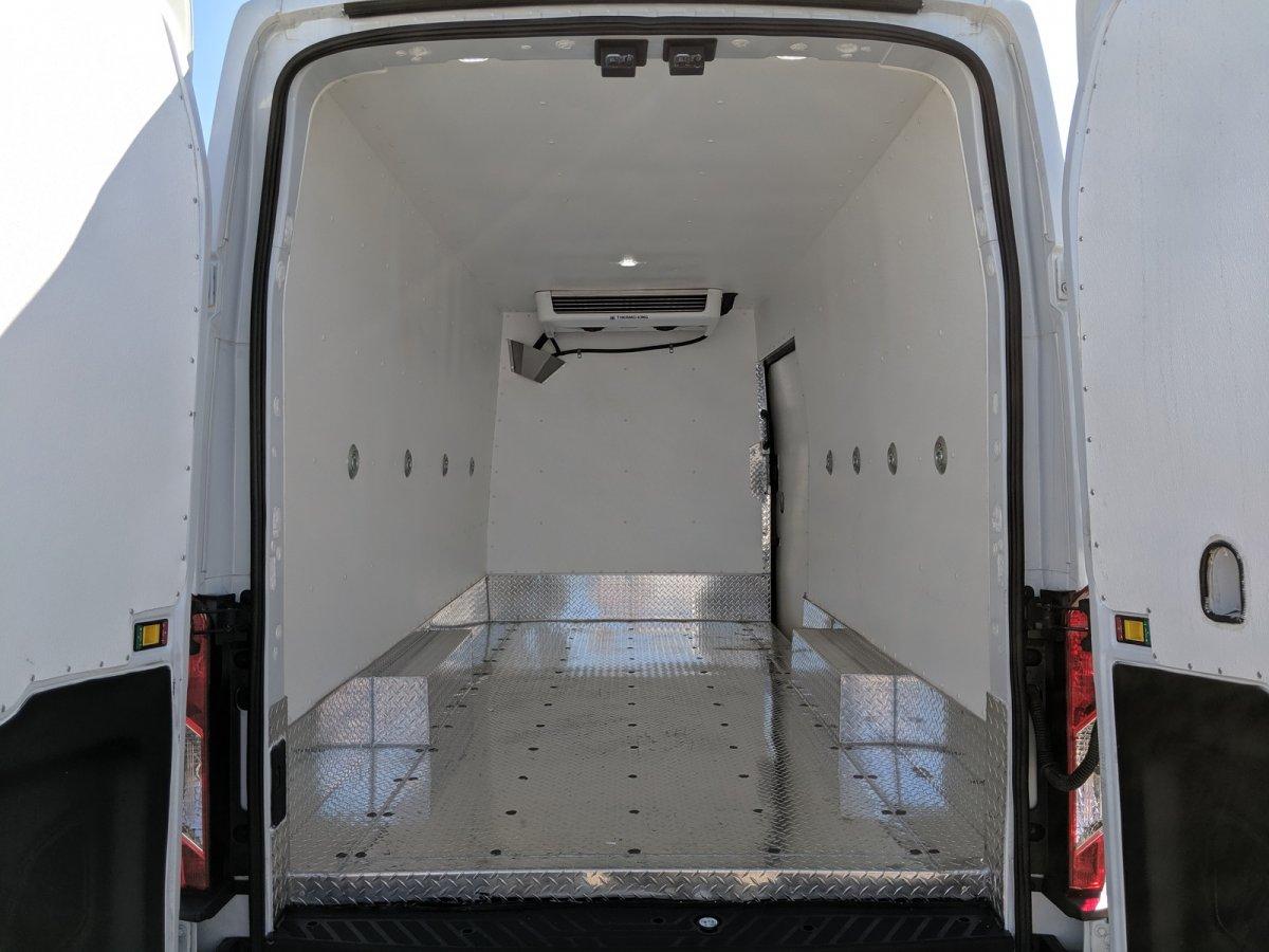 2018 Ford Transit-250 Extended Long High Roof Refrigeration Van Reefer