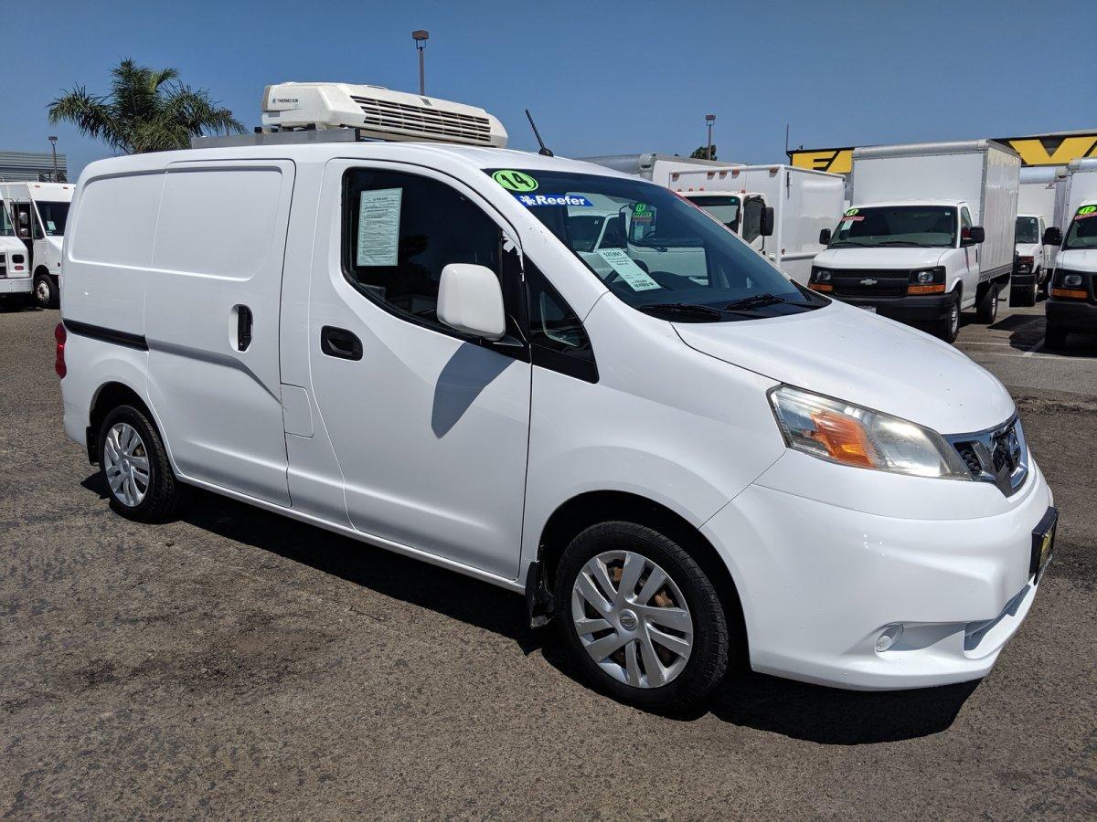 2014 Nissan NV200  Refrigeration Reefer Mini Van in Fountain Valley, CA