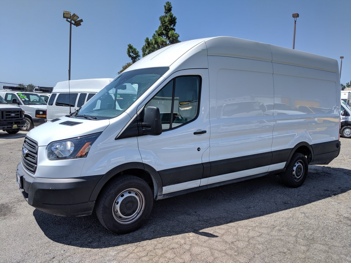 2019 Ford Transit-250 High Roof Cargo Van XL
